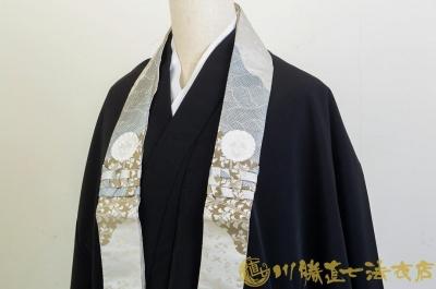 tradition kyoto Buddhism 輪袈裟36人家衆 川勝直七